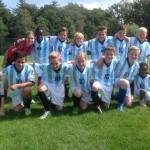 Teamfoto Argentinie